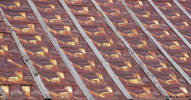 Texaco Roof
