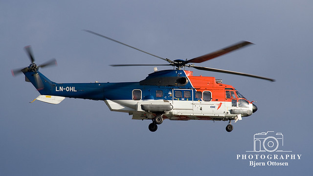 Chc Helikopter Service | LN-OHL