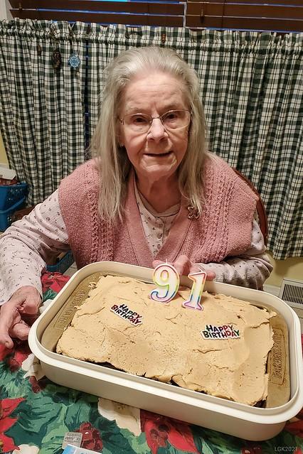 Happy 91st Birthday!!