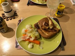 6 March 2021 - Toad in the Hole