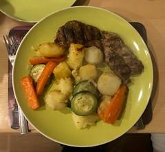 28 Feb 2021 - Grilled lamb chops
