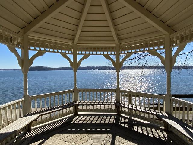 Quiet Waters Park ~ South River overlook