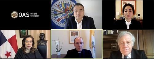 Nuevo Observador de la Santa Sede presenta credenciales