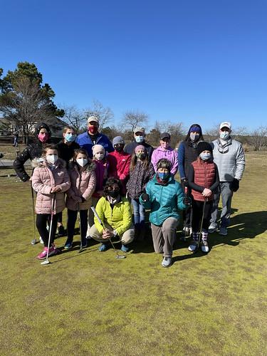 2021 Girls Golf Clinics