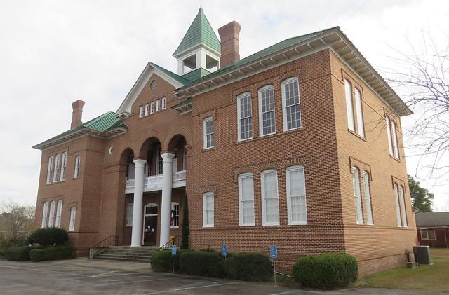 South Georgia College Administration Building (McRae, Georgia)