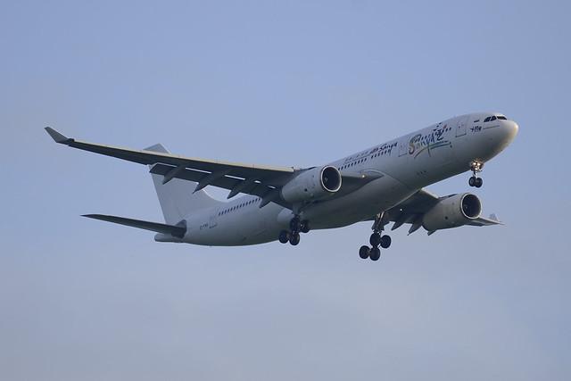 EI-FNX A330-243 c/n 283