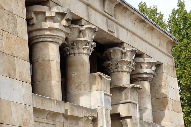 Madrid - Templo de Debod