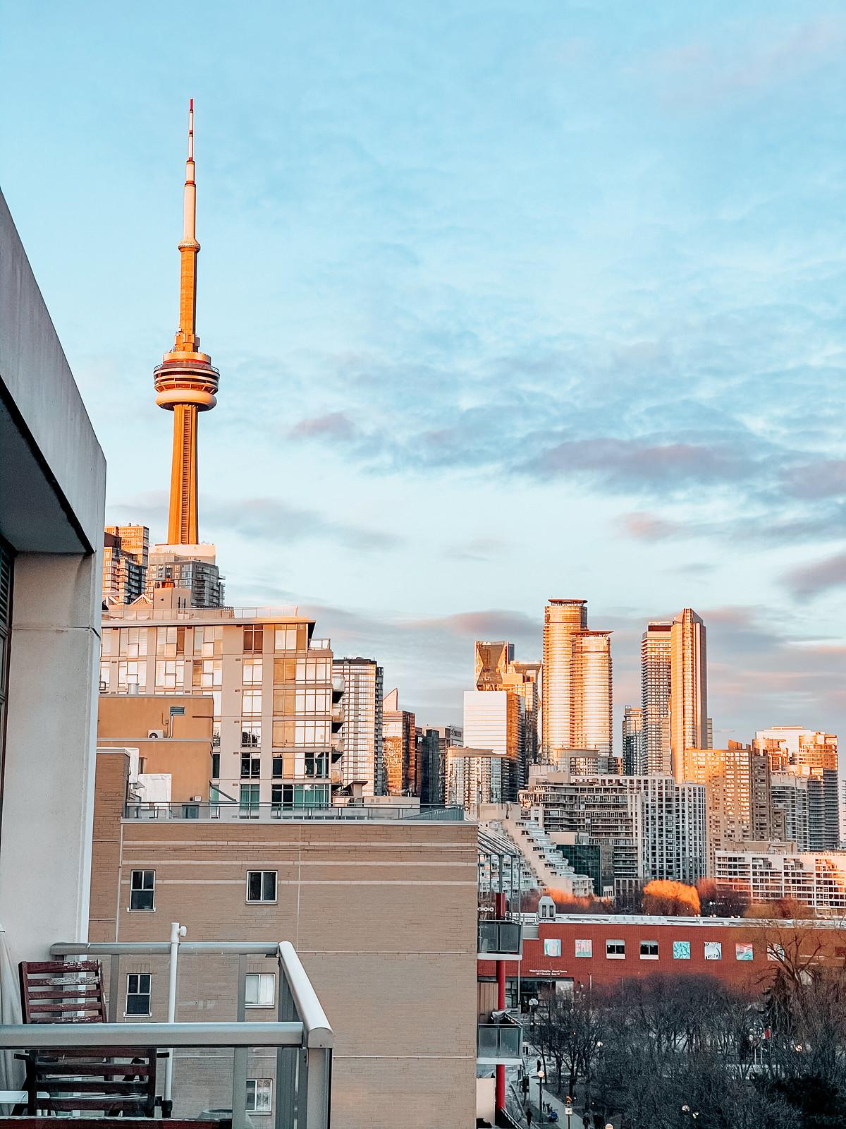 Week in Toronto
