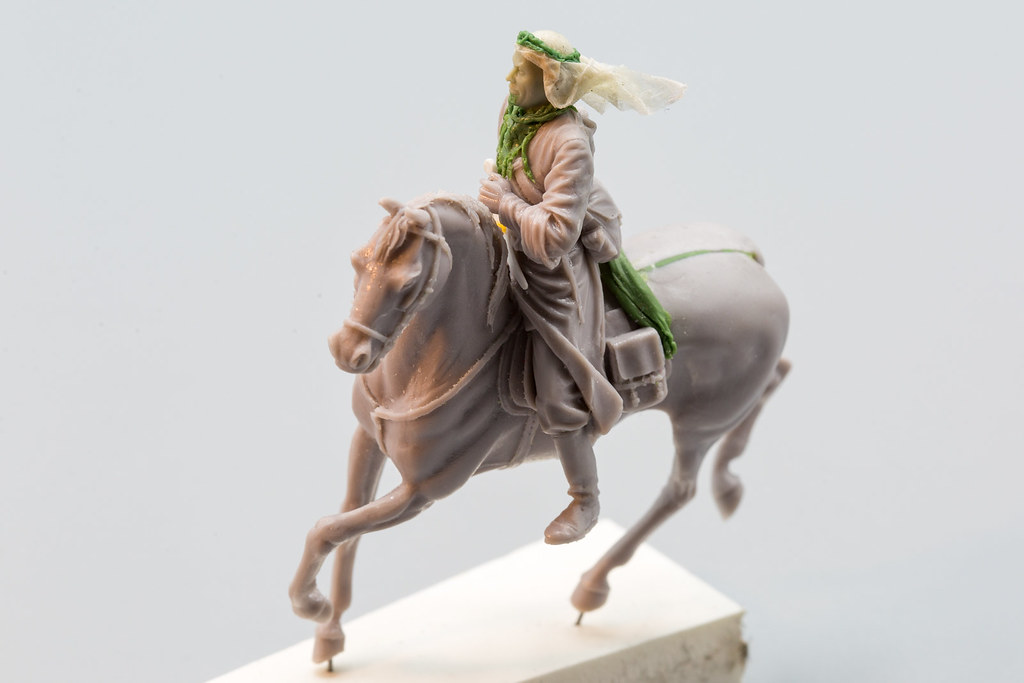 cavalier Aqaba 1917
