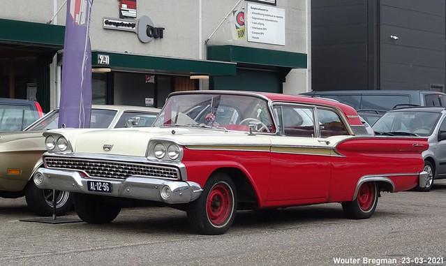 Ford Fairlane 500 Galaxie 1959