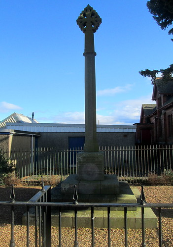 War Memorial, Coaltown of Balgonie