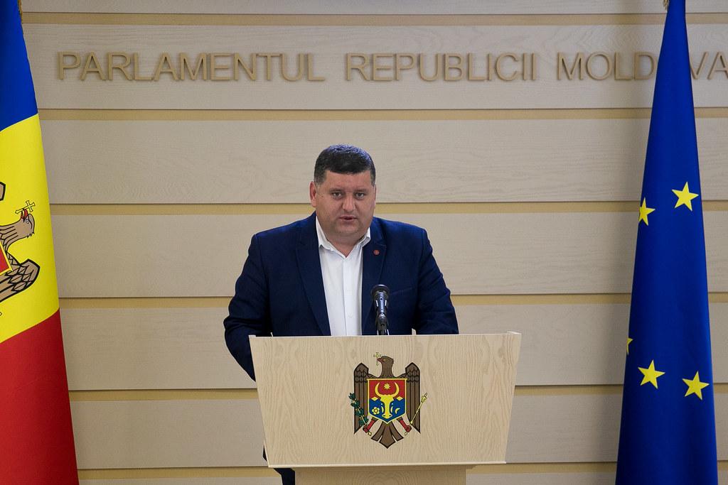 31.03.2021 Briefing de presă al Președintelui Comisiei economie, buget și finanțe Petru Burduja
