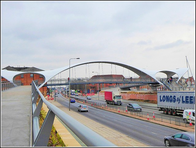 Hulls New Pedrestian Crossing ..