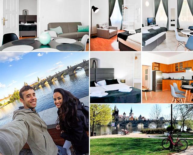 PragueStars White Swan Apartments