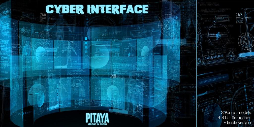 Pitaya – Cyber Interface @ Cyber Fair