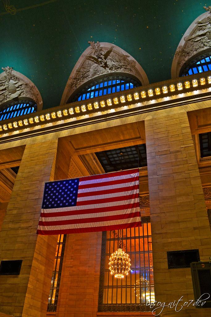 Inside Grand Central Station Midtown Manhattan New York City NY P00825 DSC_1911
