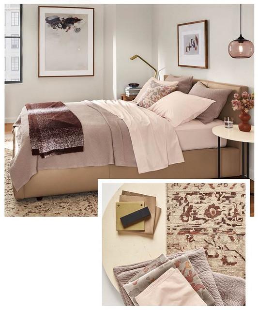 Bedroom Color Pallette