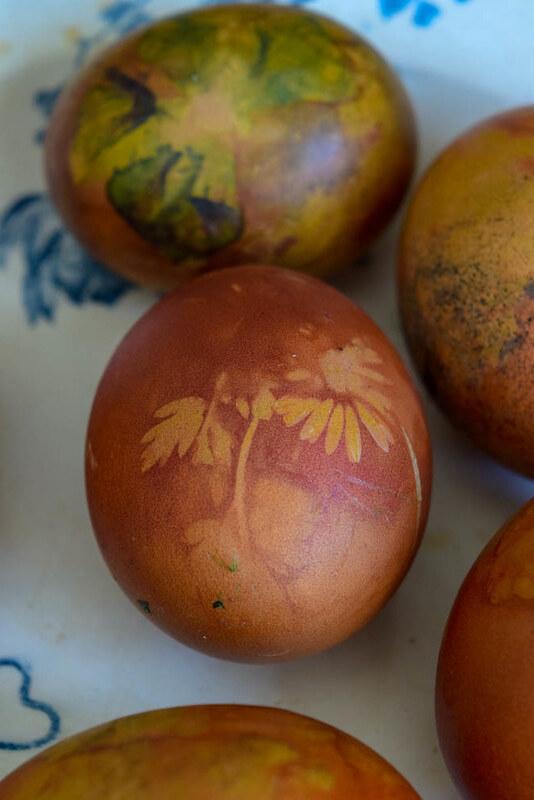 Œufs décorés de Pâques (Easter Pace Eggs)