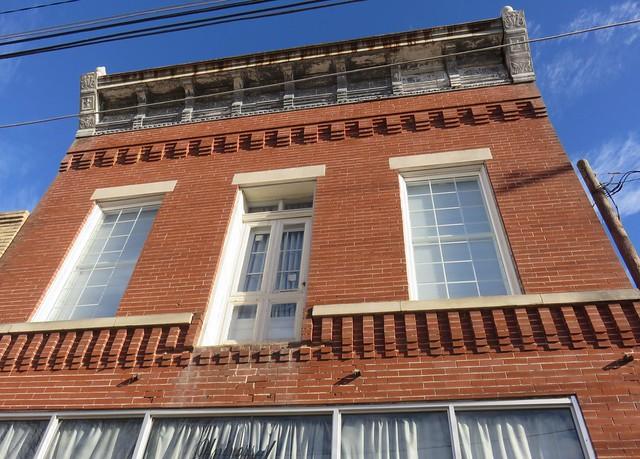 Storefront Building (Fayette, Mississippi)