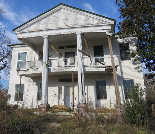Hughes-Clark House (Fayette, Mississippi)