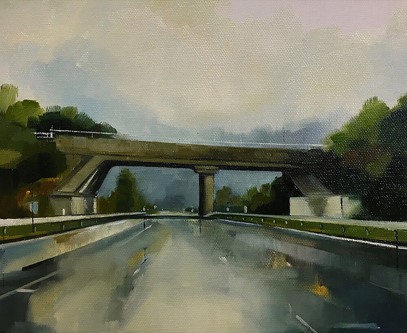 Heavy Overhead by Jen Orpin