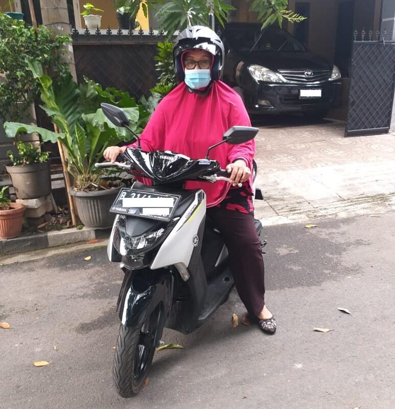 Customer Gear 125