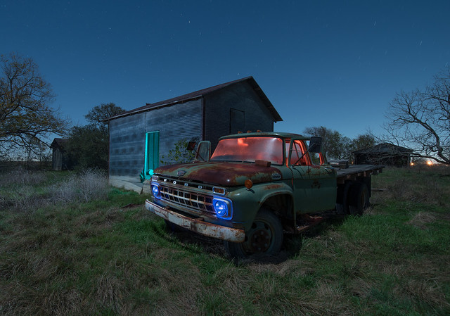 Fords And Forgotten Farms