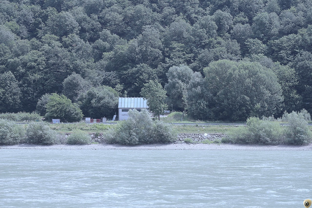 El Danubio verde.
