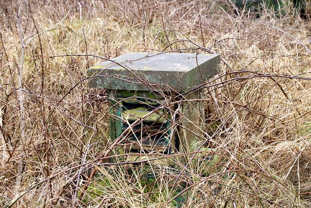 R.O.C Cold war observation post