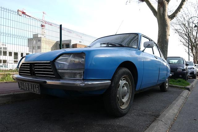 Citroën GS X
