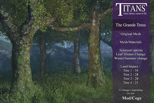 Titans - The Grande Trees