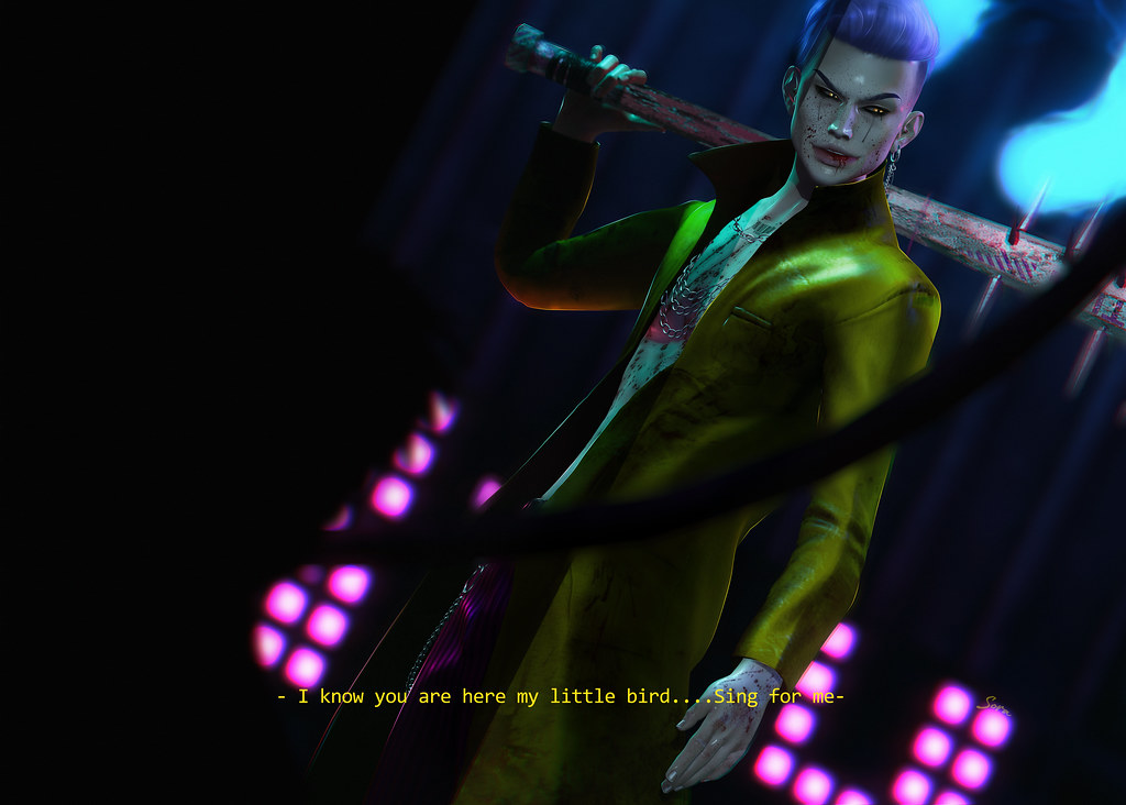 ~ Ji-Woon Hak alias The Trickster ~