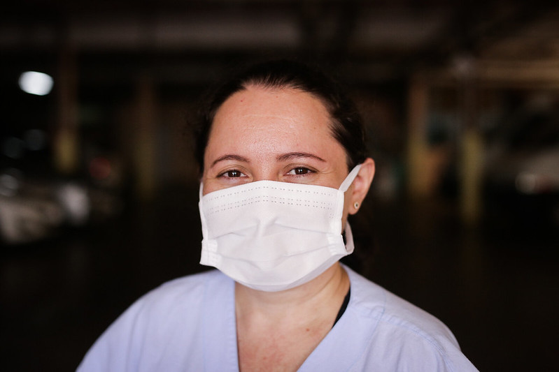 Heroínas da Saúde: médica relata luta diária no combate ao coronavírus