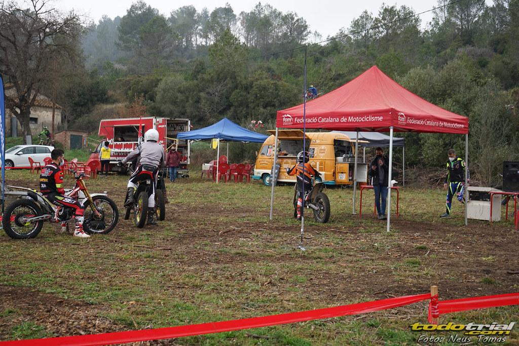 Trial de Terrades. Campeonato de Catalunya 2021