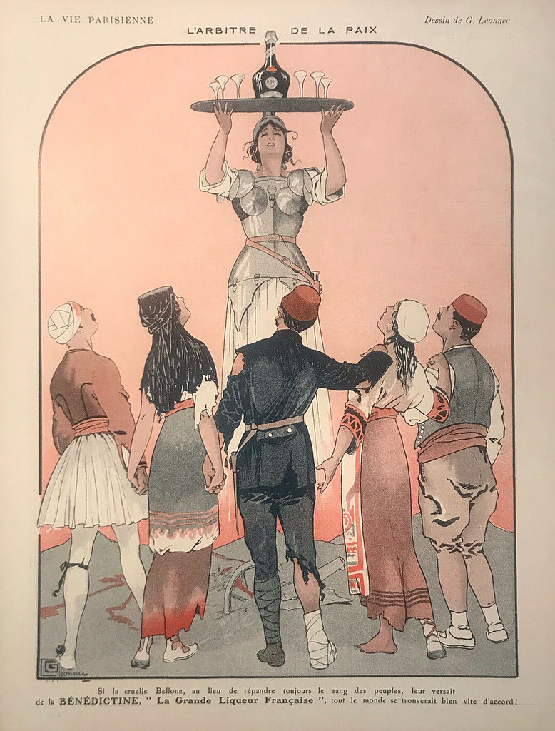 1912 10 l'arbitre de la paix