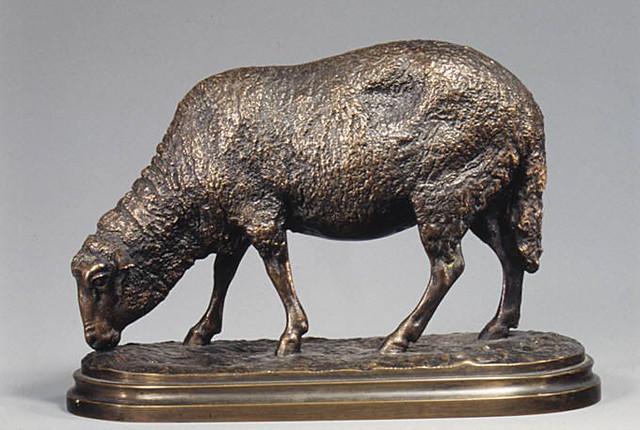 Shorn Ewe, Rosa Bonheur 1842