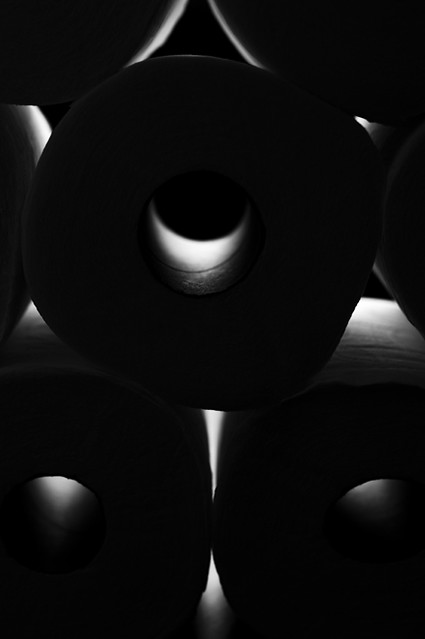 Toilet Paper Abstract