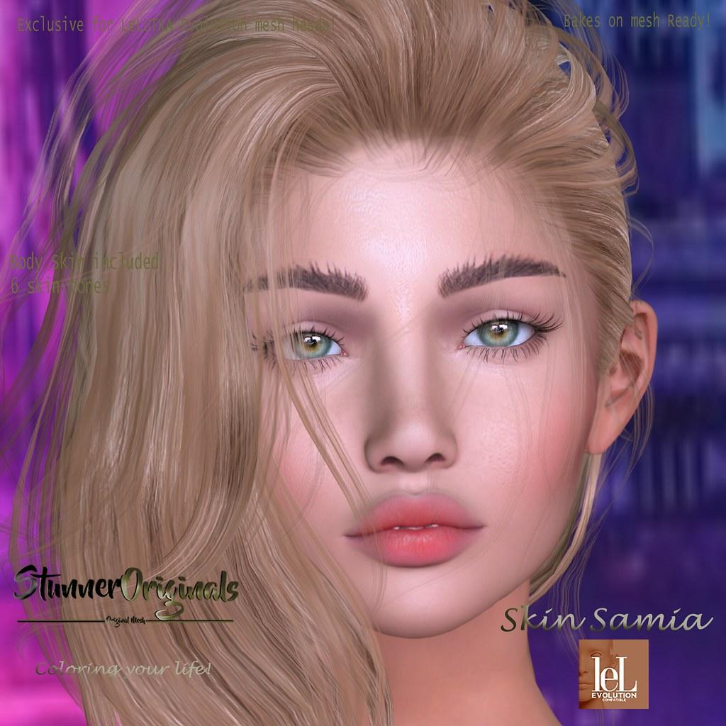 .:: StunnerOriginals ::. Skin Samia