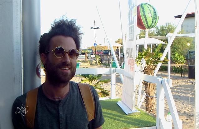 Singer, song & book writer Gio Evan