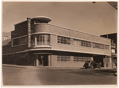 Gibson-Battle automotive electrical specialists building, Sydney, c. 1940