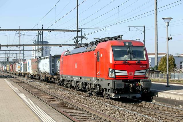 DB Cargo 193 333 Pratteln