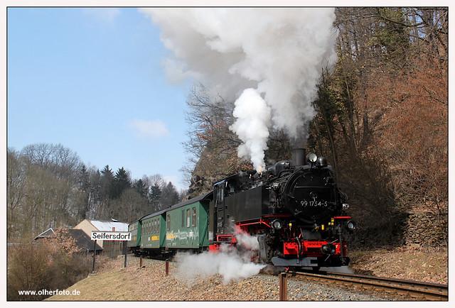 Weißeritztalbahn - 2013-15