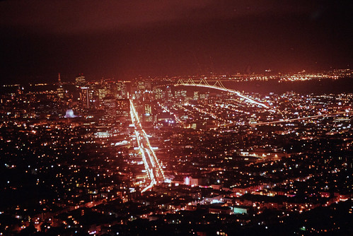 San Francisco From Twin Peaks (3)