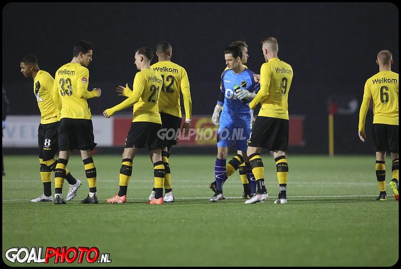 Jong AZ - NAC 08-03-2021