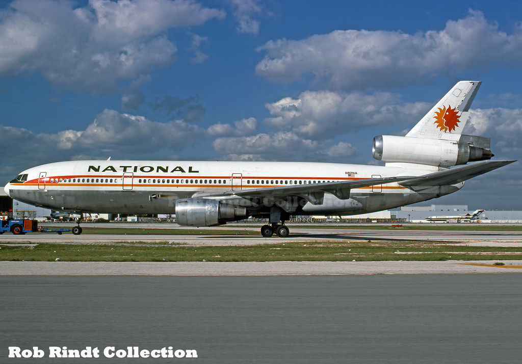 National Airlines DC-10-30 N82NA