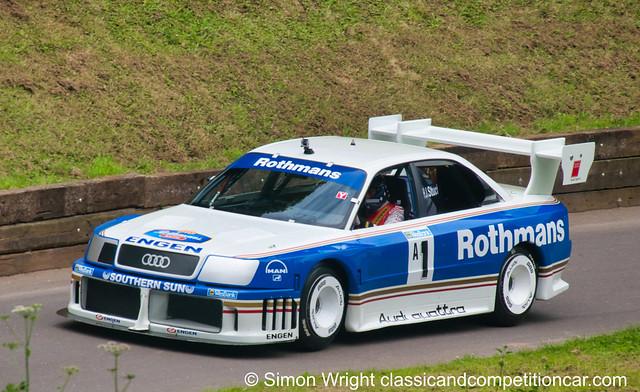 1992 Audi IMSA S4 GTO