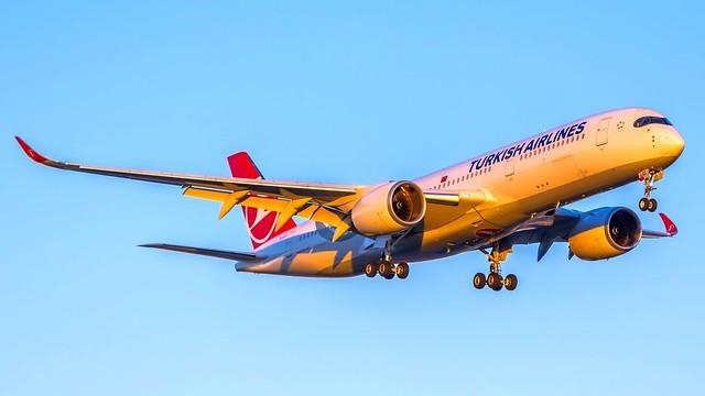 Turkish A350-900 TC-LGC