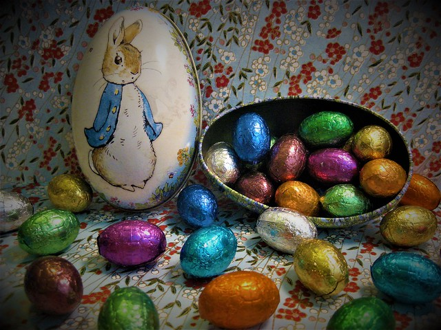 Easter with Peter Rabbit