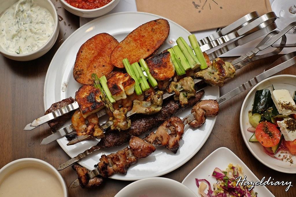 JAFFA SG-Miznon -Israeli BBQ