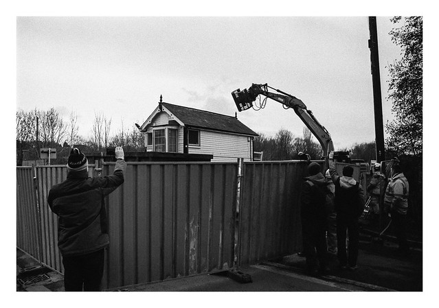 The last days of Beighton Station-6
